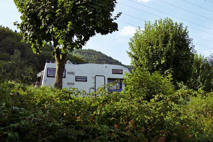 Wohnmobilstellplatz Altena