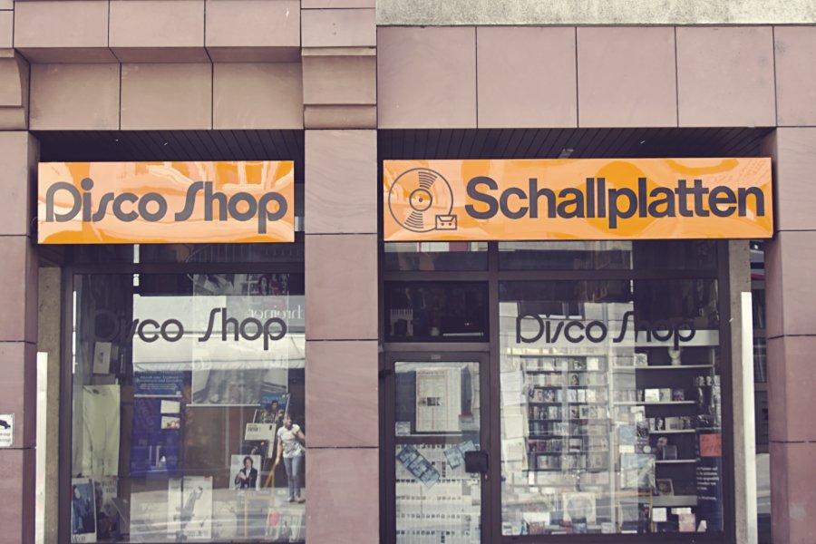 Aschaffenburg Discoshop