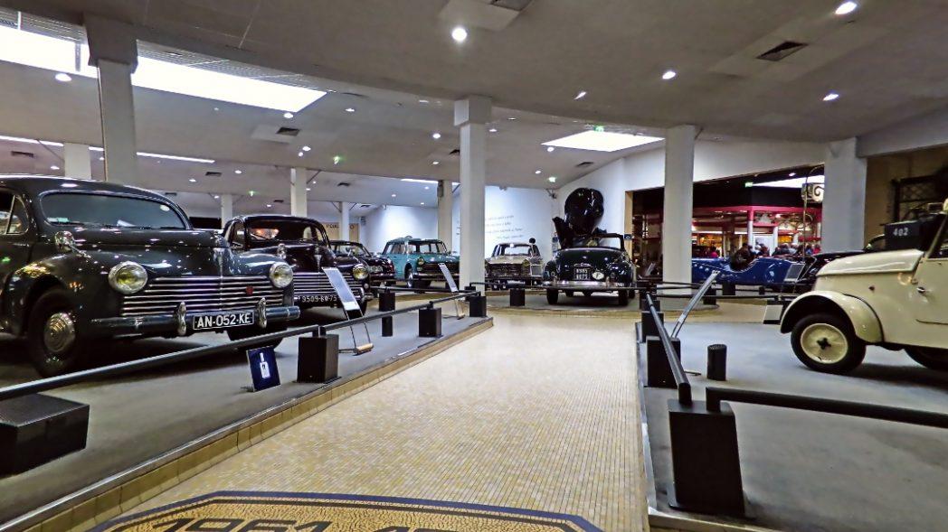 Sochaux - PEUGEOT Werksmuseum