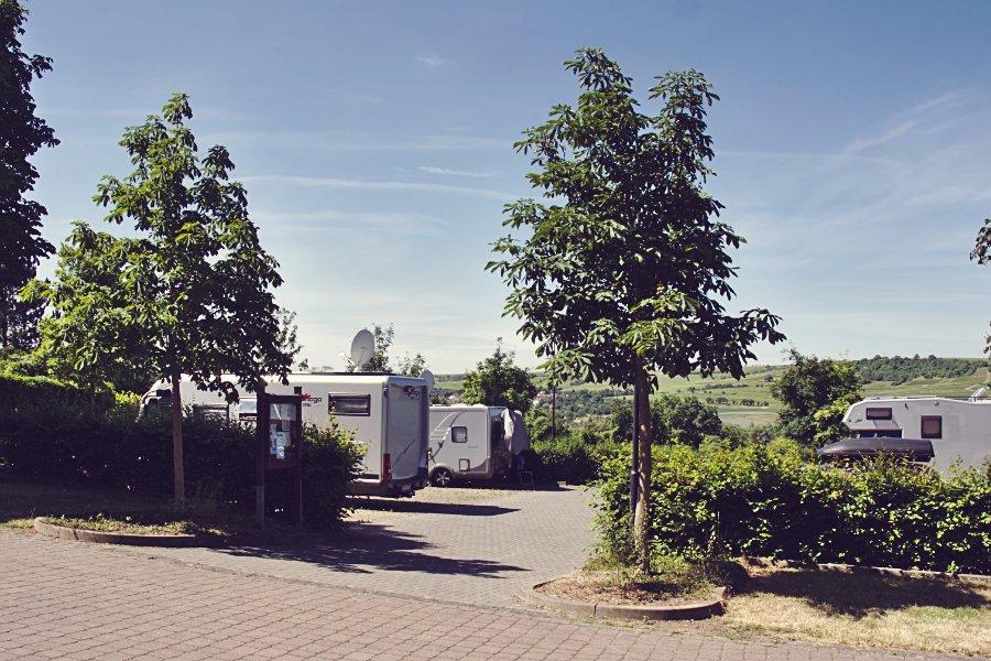 Stellplatz Schwabenheim