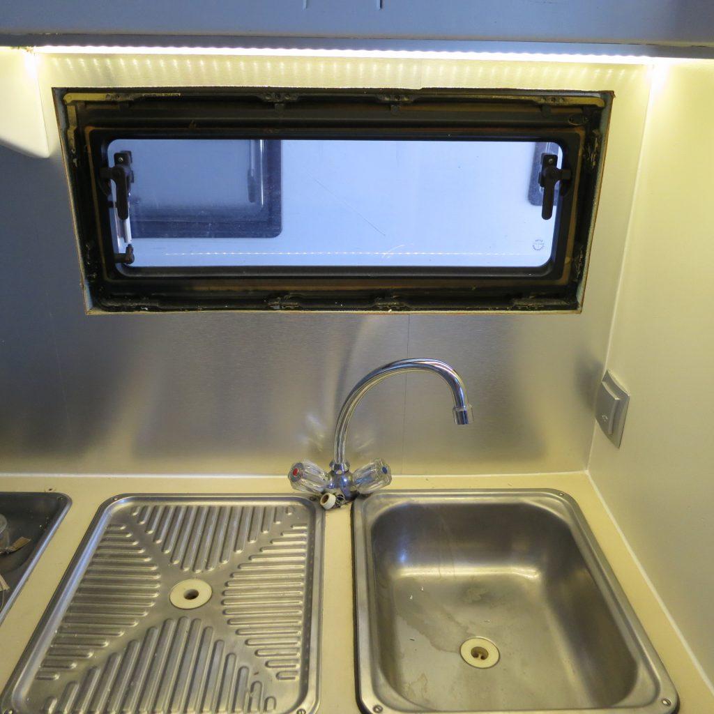 Dritter umbau der Küchenbeleuchtung