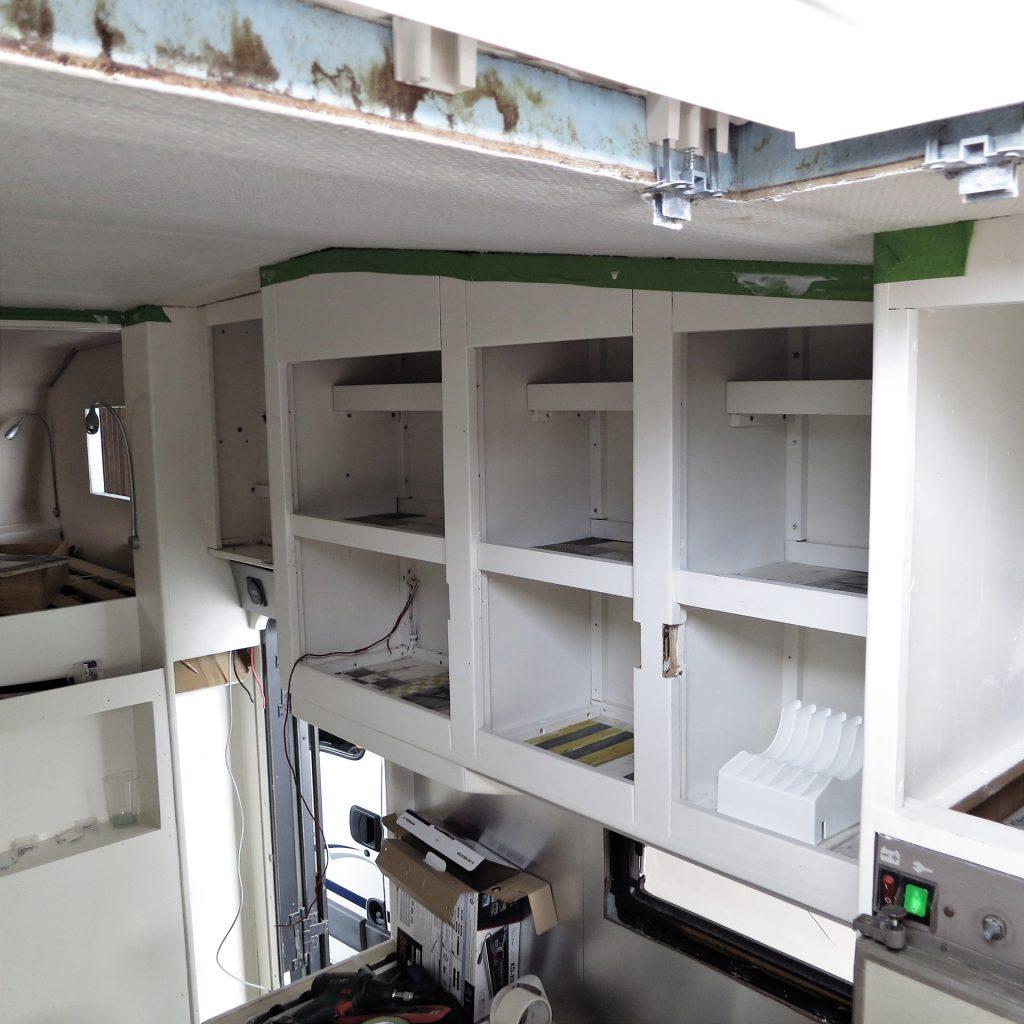 Küche fast fertig