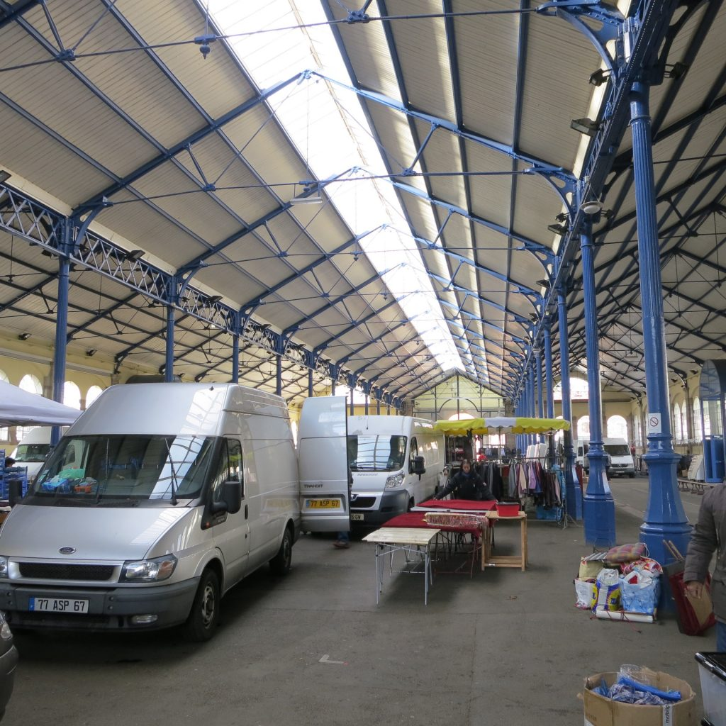 Markthalle in Haguenau