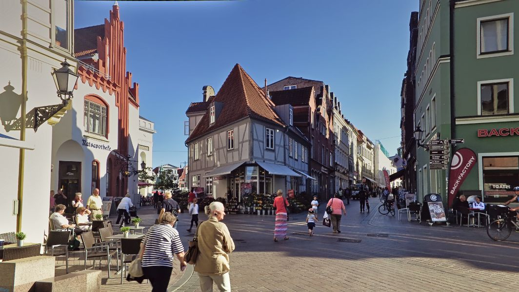 Wismar Altstadt