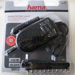 Hama Universal-Notebook-Netzteil 15-22V