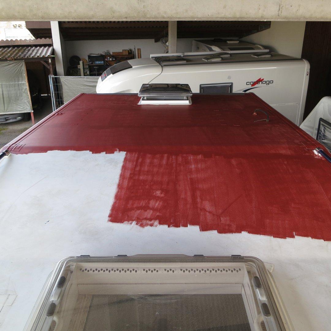 Dach Solarfrei