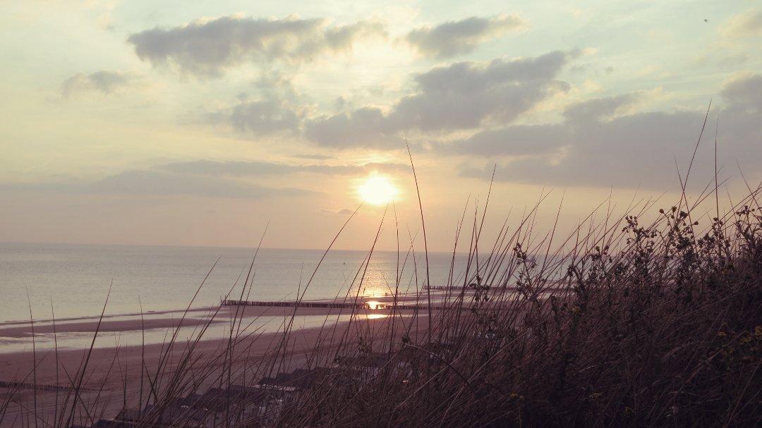 Der unvermeintliche Sonnenuntergang