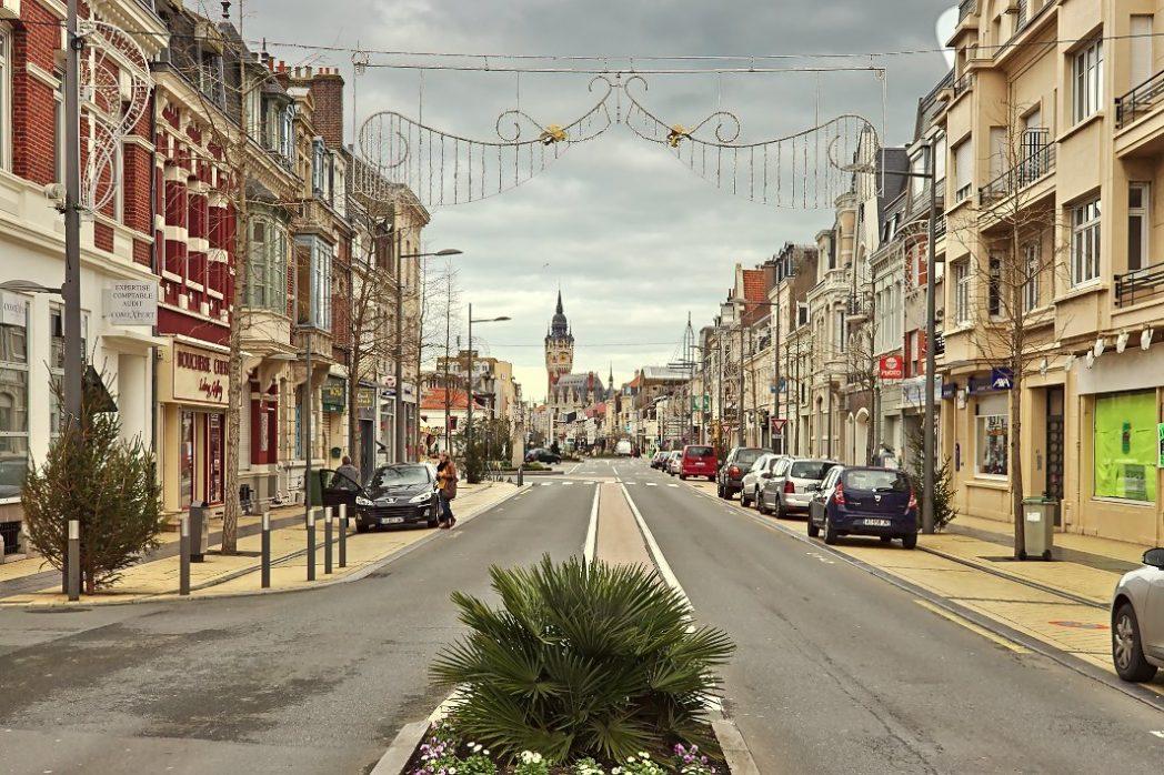 Calais - Boulevard Jacquard