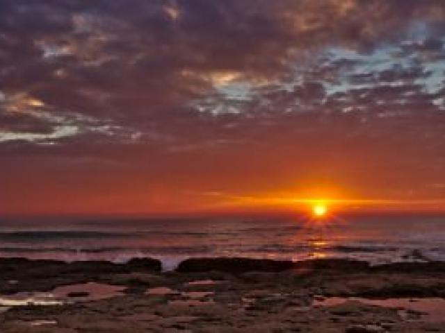 09j Sonnenuntergang in Carro