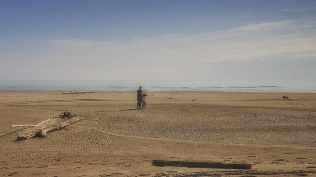 Strand am Phare de Faraman