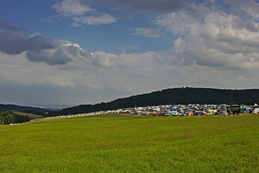 30.07.2016 - Campingarea Burg Herzberg Festival