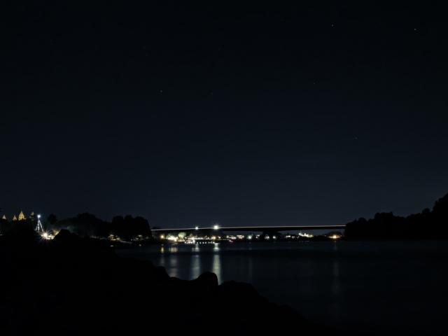 Nacht über Speyer