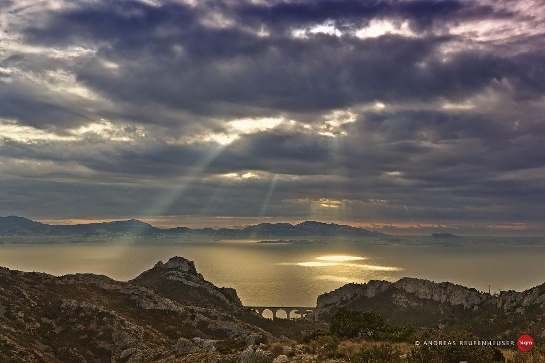 Die Region Provence-Alpes-Cotes d'Azur