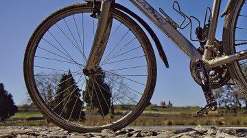 15a Le Somail - Biking