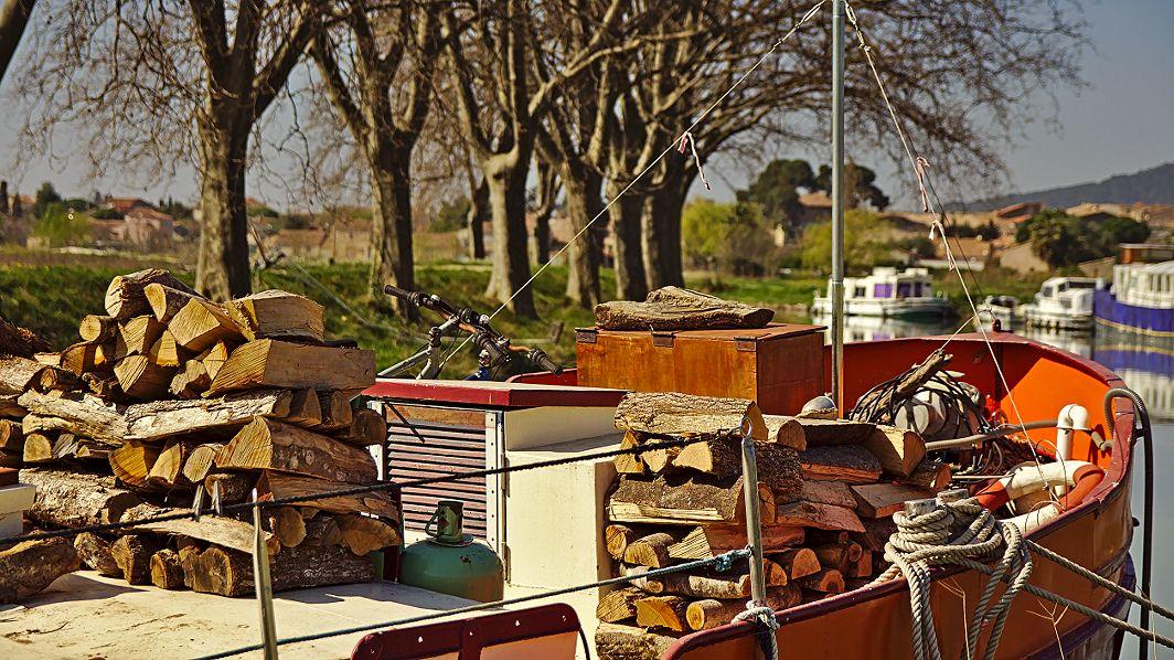 Boatslife bei Argeliers