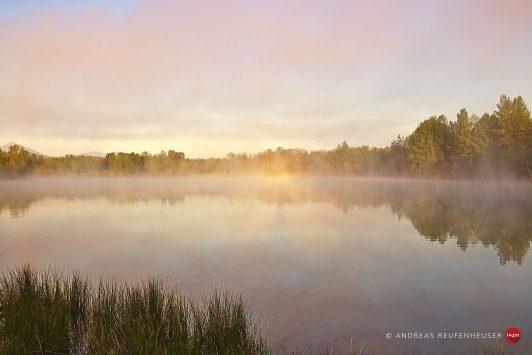 18a Sonne und Nebel