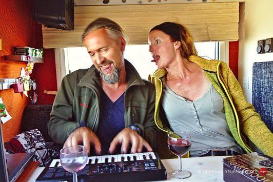 Spaß in Capbreton mit Sandie und Karsten von ewaldontour.net