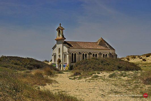 08b Verlassene Kapelle bei Labenne