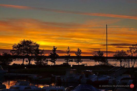 16b Sonnenuntergang