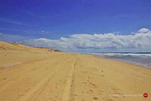 20d Strand von Cap Ferret