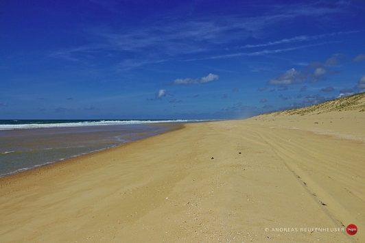20e Am Strand von Cap Ferret