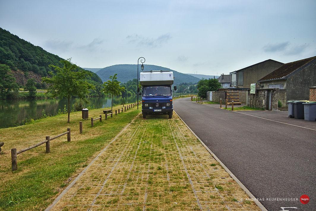 Radtour Ardennen