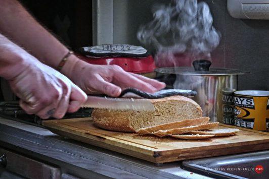 Brot ist fertig