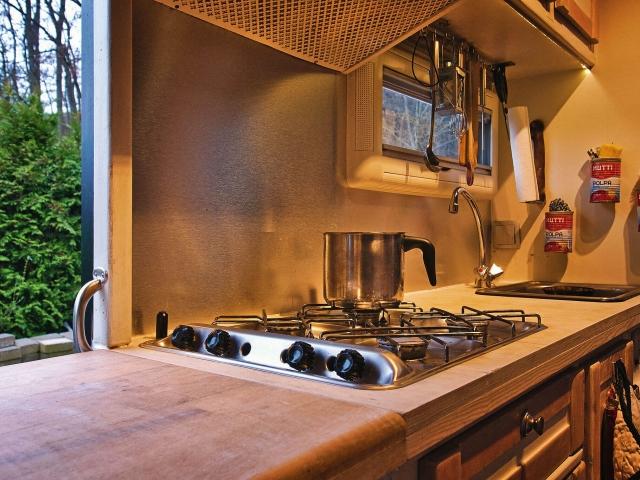Küchenausstattung 14qm
