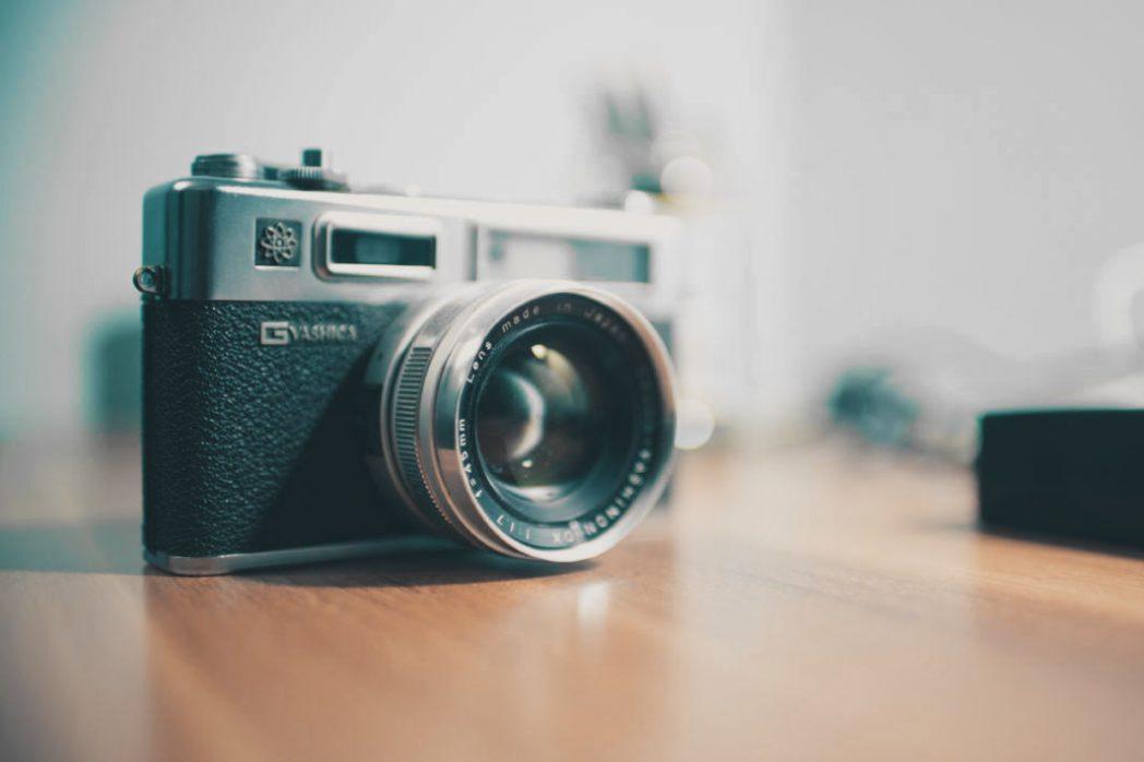 Die richtige Kamera