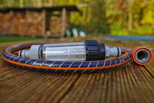 Wohnmobil Packliste - Wasserfilter