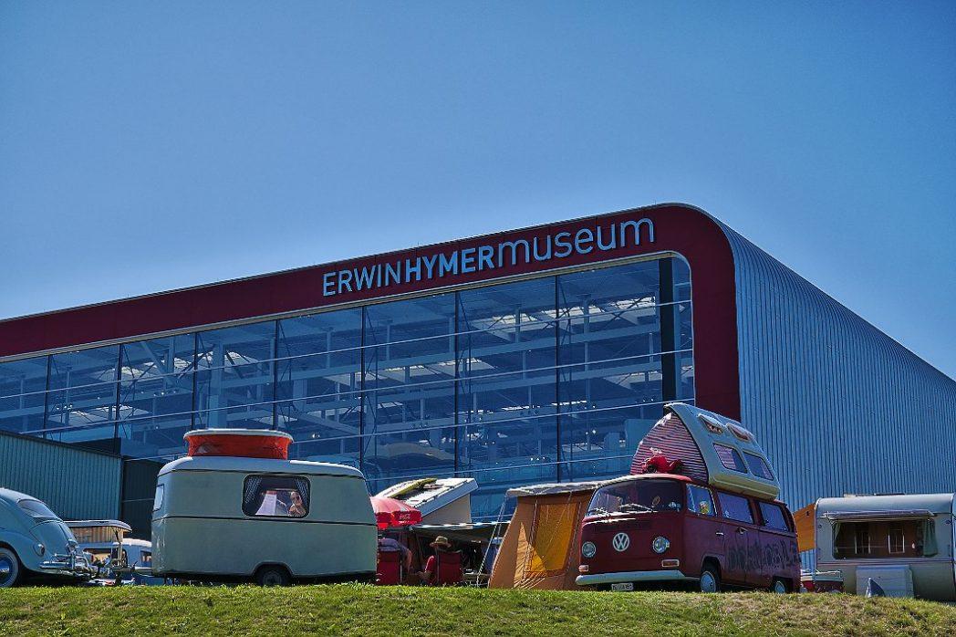 summertime! Erwin Hymer Museum