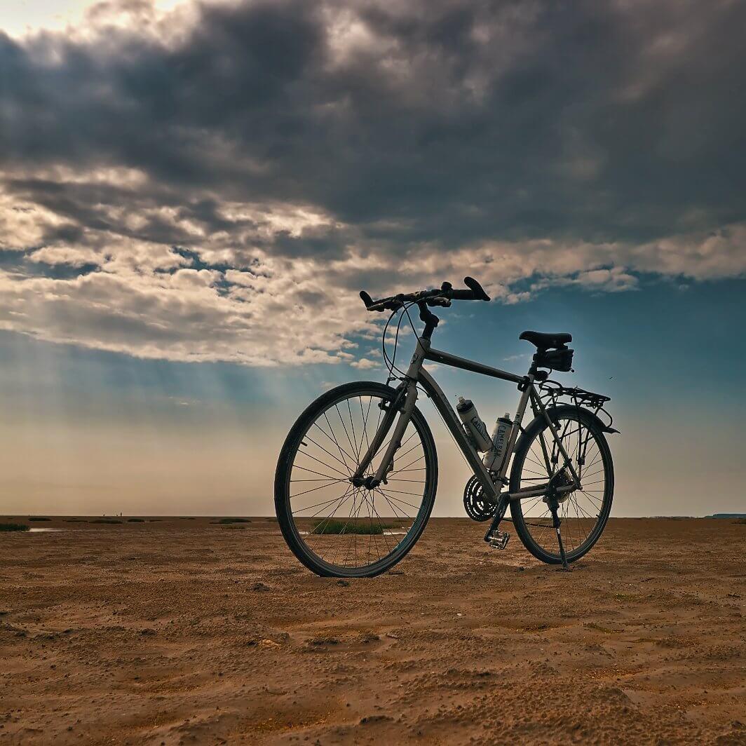 Die perfekte Ausrüstung für die Radtour