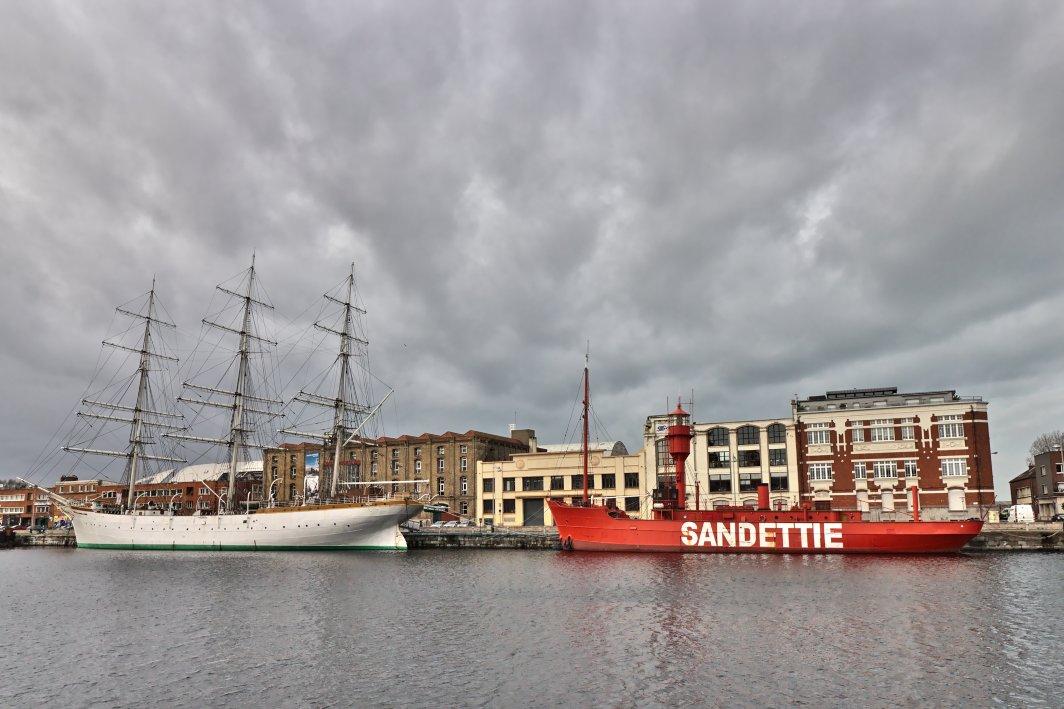 Dunkerque Hafen