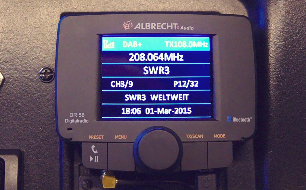 Albrecht DR56