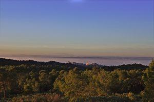 08 Blick über Saint-Rémy-de-Provence Richtung Avignon