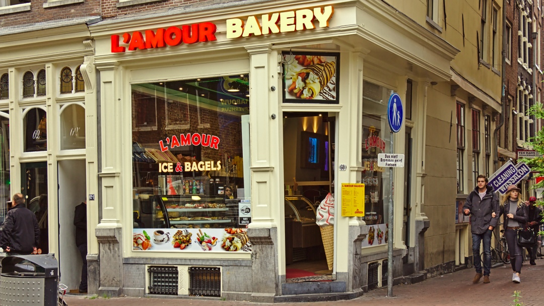 L'Amour Bakery Amsterdam