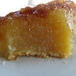 Apfelmus-Kuchen