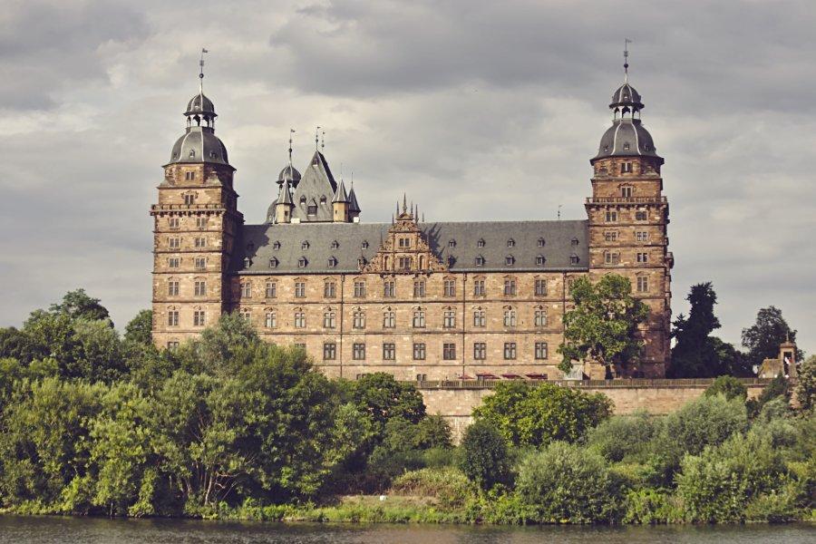 Aschaffenburg Schloß Johannisburg