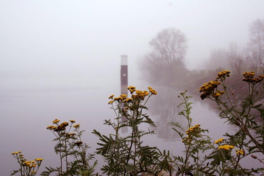 Basteleien im Nebel