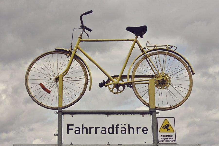 Budenheim Fahrradfähre