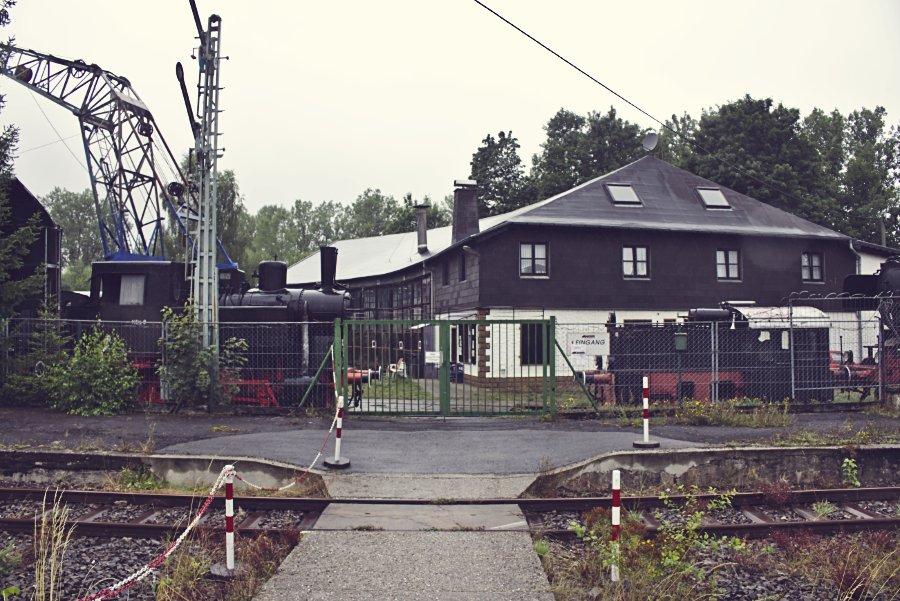 Dampflokmuseum Hermeskeil