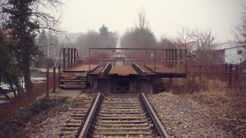 Eisenbahnbrücke Wintersdorf