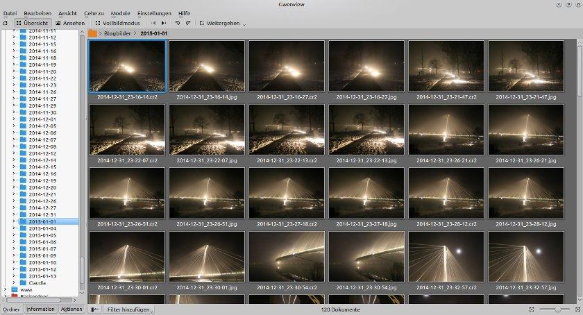 Fotografie und Bildbearbeitung unter Linux
