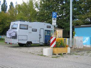 WohnmobilStellplatz Weimar