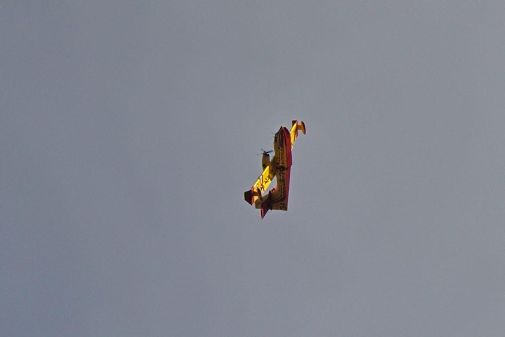 12c Feuerlöschflugzeuge