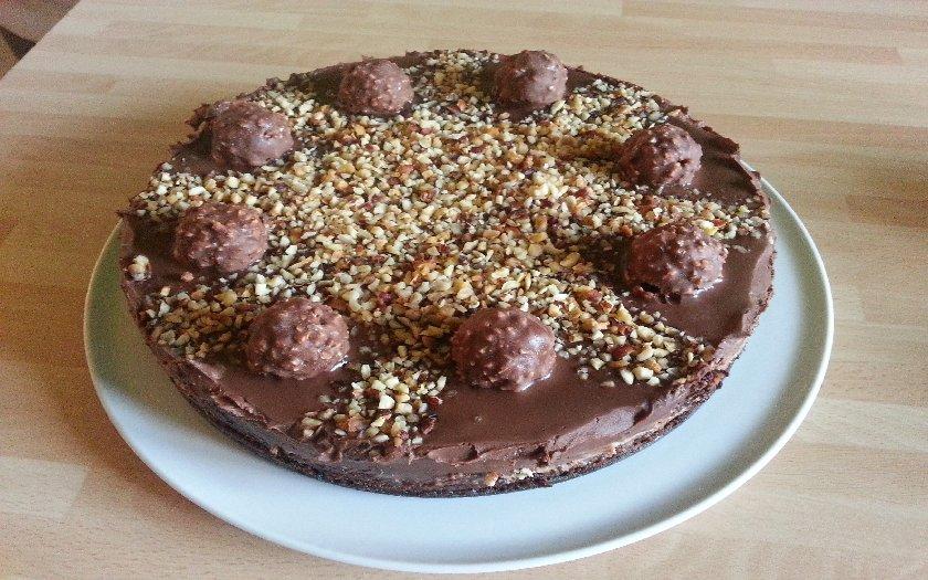 Rocher-Torte