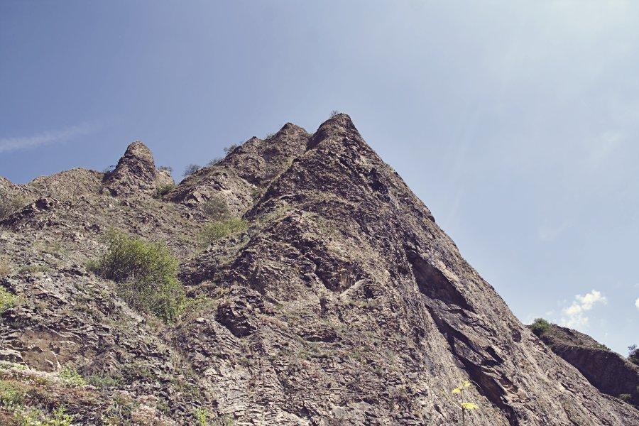 Rotenfels Felsformation