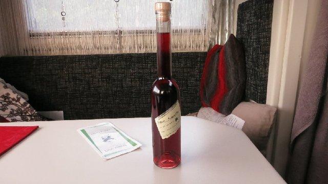 Rotwein-Likör Kenzingen