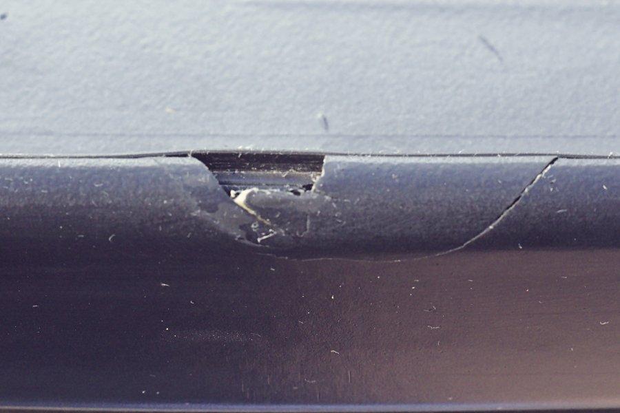 Seitz-Fenster auf Pichnickdecke