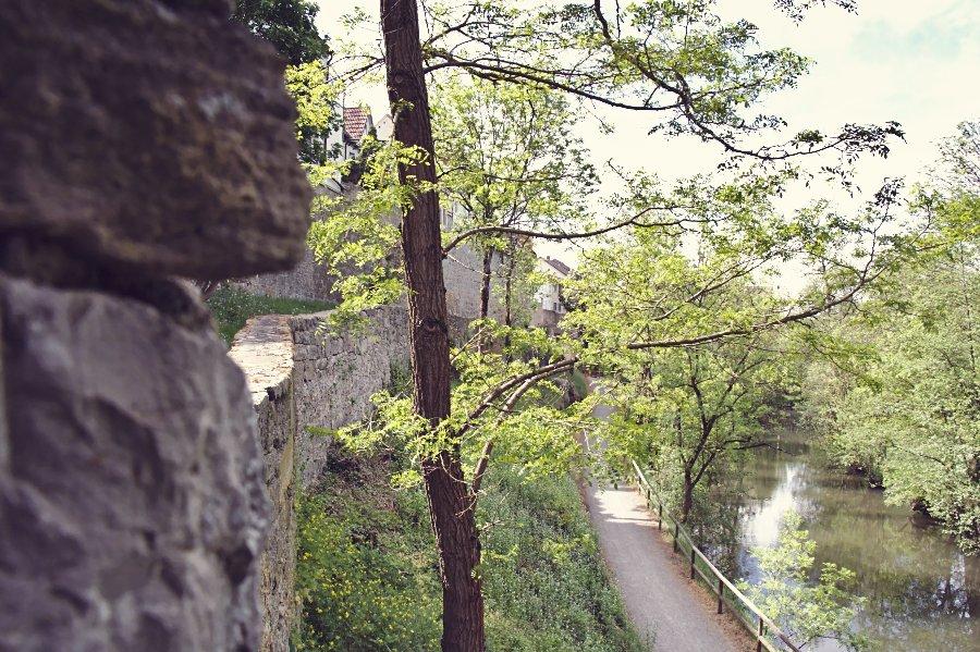 Stadtmauer Mellrichstadt